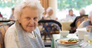 Ranchwood Nursing Center Dining